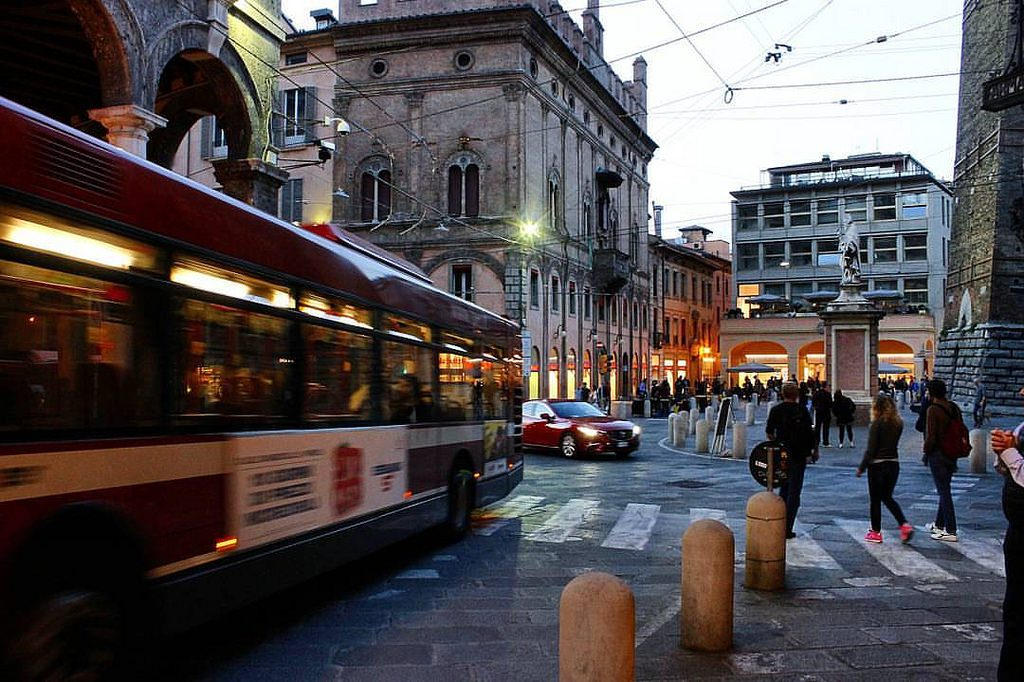 Bologna public transport